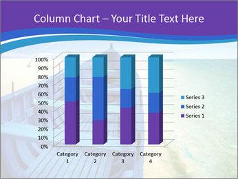 Rural Blue Boat PowerPoint Template - Slide 50
