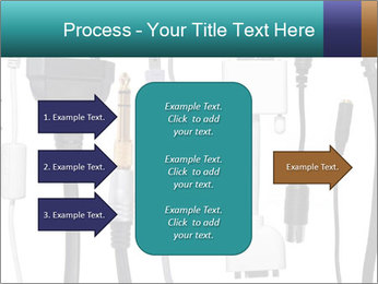 Cables of Digital Devices PowerPoint Templates - Slide 85