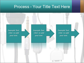 Cables of Digital Devices PowerPoint Templates - Slide 88