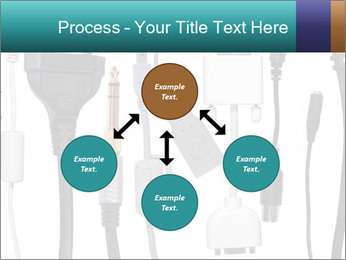 Cables of Digital Devices PowerPoint Templates - Slide 91