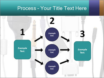 Cables of Digital Devices PowerPoint Templates - Slide 92
