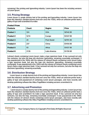 0000063690 Word Template - Page 9