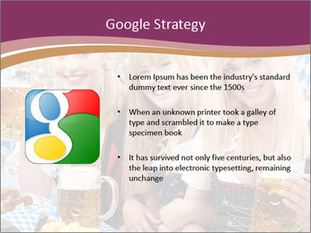 Oktoberfest and Waiters PowerPoint Template - Slide 10