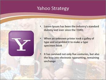 Oktoberfest and Waiters PowerPoint Template - Slide 11