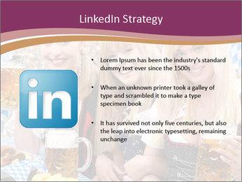 Oktoberfest and Waiters PowerPoint Template - Slide 12