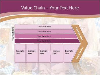 Oktoberfest and Waiters PowerPoint Template - Slide 27