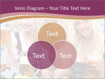 Oktoberfest and Waiters PowerPoint Template - Slide 33
