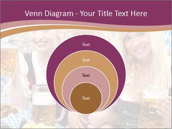 Oktoberfest and Waiters PowerPoint Template - Slide 34