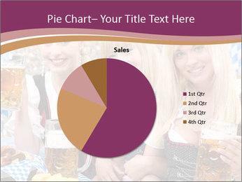 Oktoberfest and Waiters PowerPoint Template - Slide 36