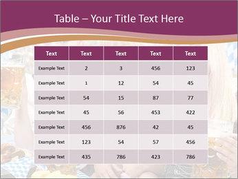 Oktoberfest and Waiters PowerPoint Template - Slide 55