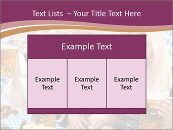 Oktoberfest and Waiters PowerPoint Template - Slide 59