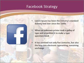 Oktoberfest and Waiters PowerPoint Template - Slide 6
