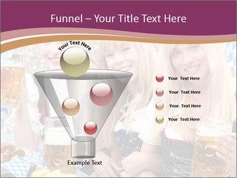 Oktoberfest and Waiters PowerPoint Template - Slide 63