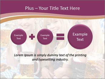 Oktoberfest and Waiters PowerPoint Template - Slide 75