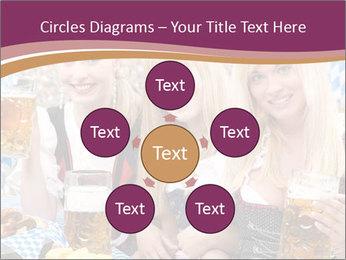 Oktoberfest and Waiters PowerPoint Template - Slide 78