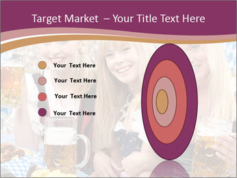 Oktoberfest and Waiters PowerPoint Template - Slide 84