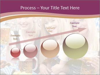 Oktoberfest and Waiters PowerPoint Template - Slide 87