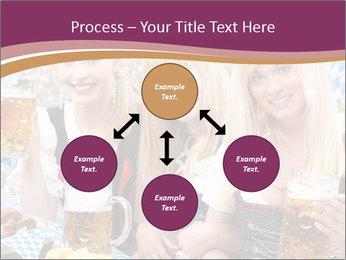 Oktoberfest and Waiters PowerPoint Template - Slide 91