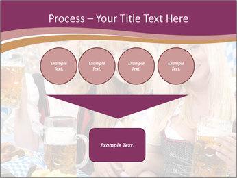 Oktoberfest and Waiters PowerPoint Template - Slide 93