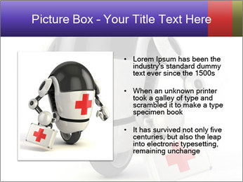 Medical Robot PowerPoint Templates - Slide 13