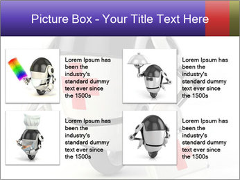 Medical Robot PowerPoint Templates - Slide 14