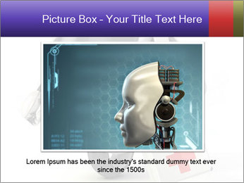 Medical Robot PowerPoint Templates - Slide 15