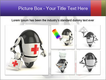 Medical Robot PowerPoint Templates - Slide 19