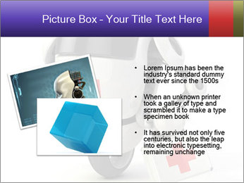 Medical Robot PowerPoint Templates - Slide 20