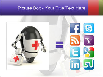 Medical Robot PowerPoint Templates - Slide 21
