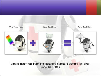 Medical Robot PowerPoint Templates - Slide 22