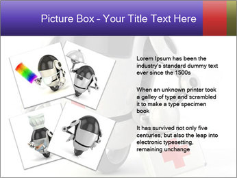 Medical Robot PowerPoint Templates - Slide 23