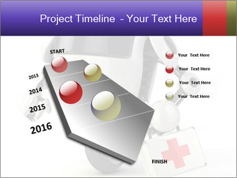 Medical Robot PowerPoint Templates - Slide 26