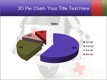Medical Robot PowerPoint Templates - Slide 35