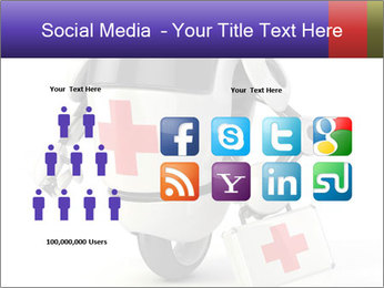 Medical Robot PowerPoint Templates - Slide 5