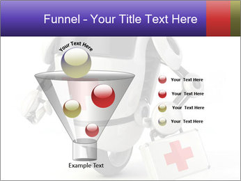 Medical Robot PowerPoint Templates - Slide 63