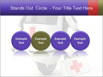 Medical Robot PowerPoint Templates - Slide 76