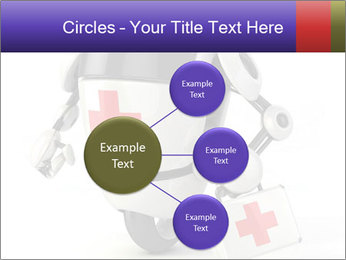 Medical Robot PowerPoint Templates - Slide 79