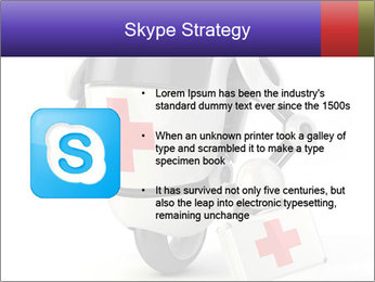 Medical Robot PowerPoint Templates - Slide 8