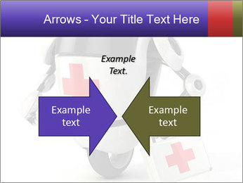 Medical Robot PowerPoint Templates - Slide 90