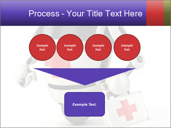 Medical Robot PowerPoint Templates - Slide 93