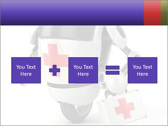 Medical Robot PowerPoint Templates - Slide 95