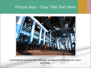 3d Worker Fixing Pipes PowerPoint Template - Slide 15