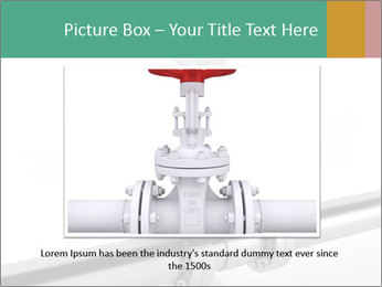 3d Worker Fixing Pipes PowerPoint Template - Slide 16