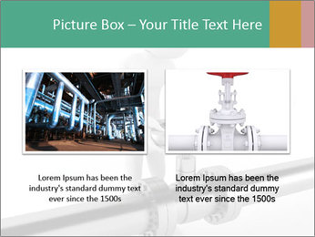 3d Worker Fixing Pipes PowerPoint Template - Slide 18
