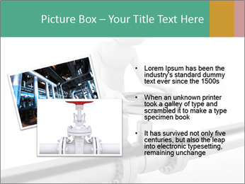 3d Worker Fixing Pipes PowerPoint Template - Slide 20