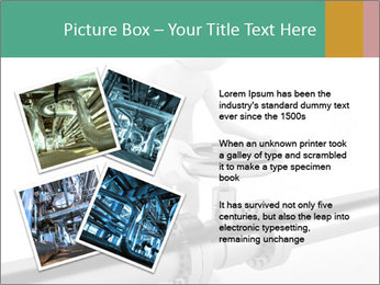 3d Worker Fixing Pipes PowerPoint Template - Slide 23