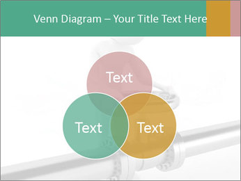 3d Worker Fixing Pipes PowerPoint Template - Slide 33
