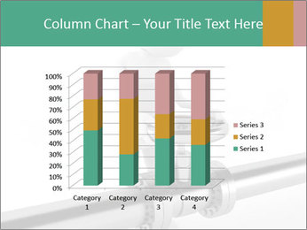 3d Worker Fixing Pipes PowerPoint Template - Slide 50