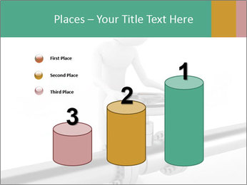 3d Worker Fixing Pipes PowerPoint Template - Slide 65