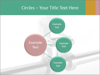 3d Worker Fixing Pipes PowerPoint Template - Slide 79